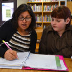 Damariscotta Volunteer Teaches GSB Spanish Club