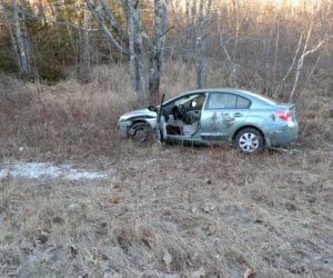 One Injured in Accident on Route 1 in Newcastle