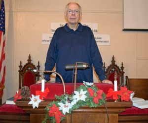 Somerville Pastor Reflects On 40-Plus Years in Ministry