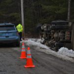 West Gardiner Man Dies in Whitefield Truck Accident