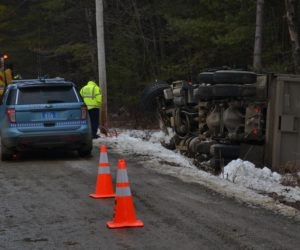 Police Identify Driver of Dump Truck in Fatal Whitefield Accident