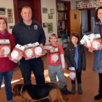 Realtors Distribute Smoke Alarms to Fire Departments