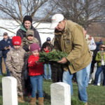 'Chats' Guests to Describe Wreaths Across America Project