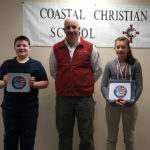 Coastal Christian Students Receive Patriot's Pen Awards