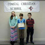 Coastal Christian Crowns Geography Champion