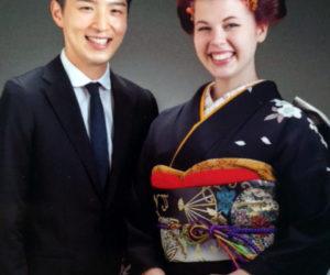Stegna-Minami Engagement Announcement