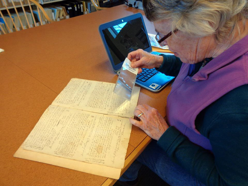 Skidompha Public Library in Damariscotta hosts a free monthly Genealogy Club that welcomes family history researchers of all levels of expertise.