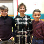 Sixth-Grader Wins NCS Geography Bee