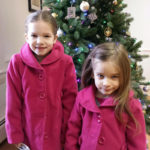 Local Girls Donate to Ecumenical Food Pantry