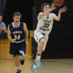 Yarmouth clips Eagles