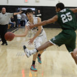 Eagles ride Mustangs out of town