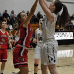 Lady Eagles soar over Camden
