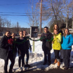 Lincoln Academy's Little Free Library Is Open