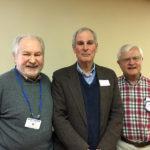 Local Rotary Members Hear Louis Sell Speak