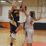 Lady Panthers skin the Tigers