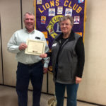 Lions Club Welcomes OceansWide Speaker