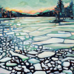 Rice Offers Winter Art Show at Bristol Area Library