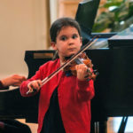Preston Violin Recital in Newcastle