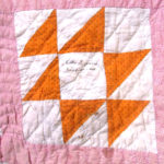 Chapman-Hall House Highlights 1856 Quilt