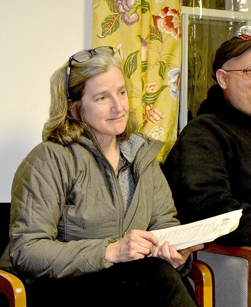 Alna, Midcoast Conservancy Discuss Tax Status Of