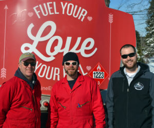 Colby & Gale Celebrates Valentine's Day with Surprise Oil-Tank Refills
