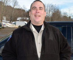 Rand Maker has been named interim chief deputy of the Lincoln County Sheriff's Office. (J.W. Oliver photo)