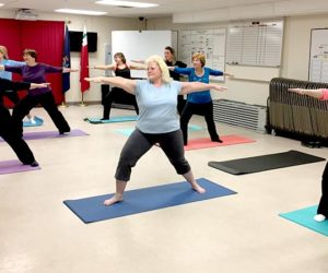 County Wellness Committee Promotes Health, Camaraderie of Employees