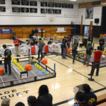 LA Hosts 36 Teams at First Home VEX Robotics Tournament