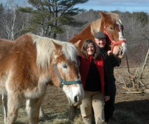 Waldoboro Couple Revitalizes Farm with Creamery and Sawmill