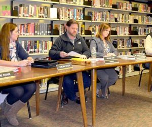 Wiscasset School Committee Reauthorizes Execution of Energy Contract