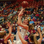 Monmouth sinks clutch foul shots to advance past Boothbay