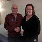 Bristol Lions Hear From Former Town Administrator