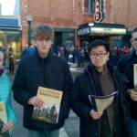 LA Students Attend Camden Conference