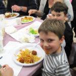 Coastal Kids Serves Up Successful Spaghetti Dinner
