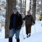 Conservation Groups Host Farm Snowshoe in Jefferson