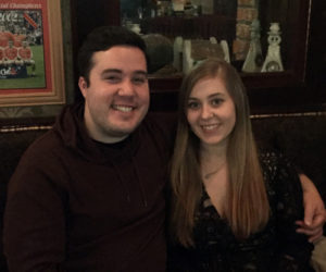 Kyle Manning and Kaitlyn Plummer