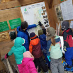 Juniper Hill Students Enjoy Outdoor Classroom Time