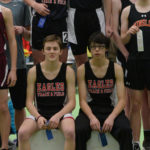 Lincoln boys track fourth at KVAC's