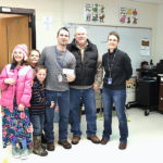 Lions Club Donates Funds for Winter Activities at GSB
