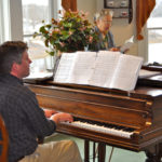 Sean Fleming Plays Love Songs at Lincoln Home