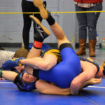 Three local wrestlers place at KVAC