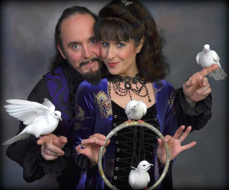 Tickets on Sale for Steelgraves Magic Show - The Lincoln