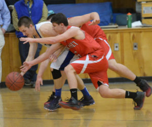 """<span class=""""entry-title-primary"""">Wiscasset boys advance to the show</span> <span class=""""entry-subtitle"""">Wolverines take on Winthrop on Mon., Feb. 20 at 9:30 p.m.</span>"""