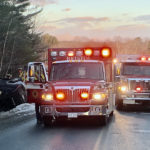 Bristol Rollover Sends Wiscasset Woman to Hospital