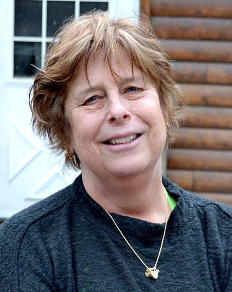 Laurie Mahan (Maia Zewert photo)