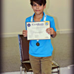 CCS Student Qualifies For State Geography-Bee Finals