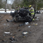 Driver Ejected, Seriously Injured in Damariscotta Accident