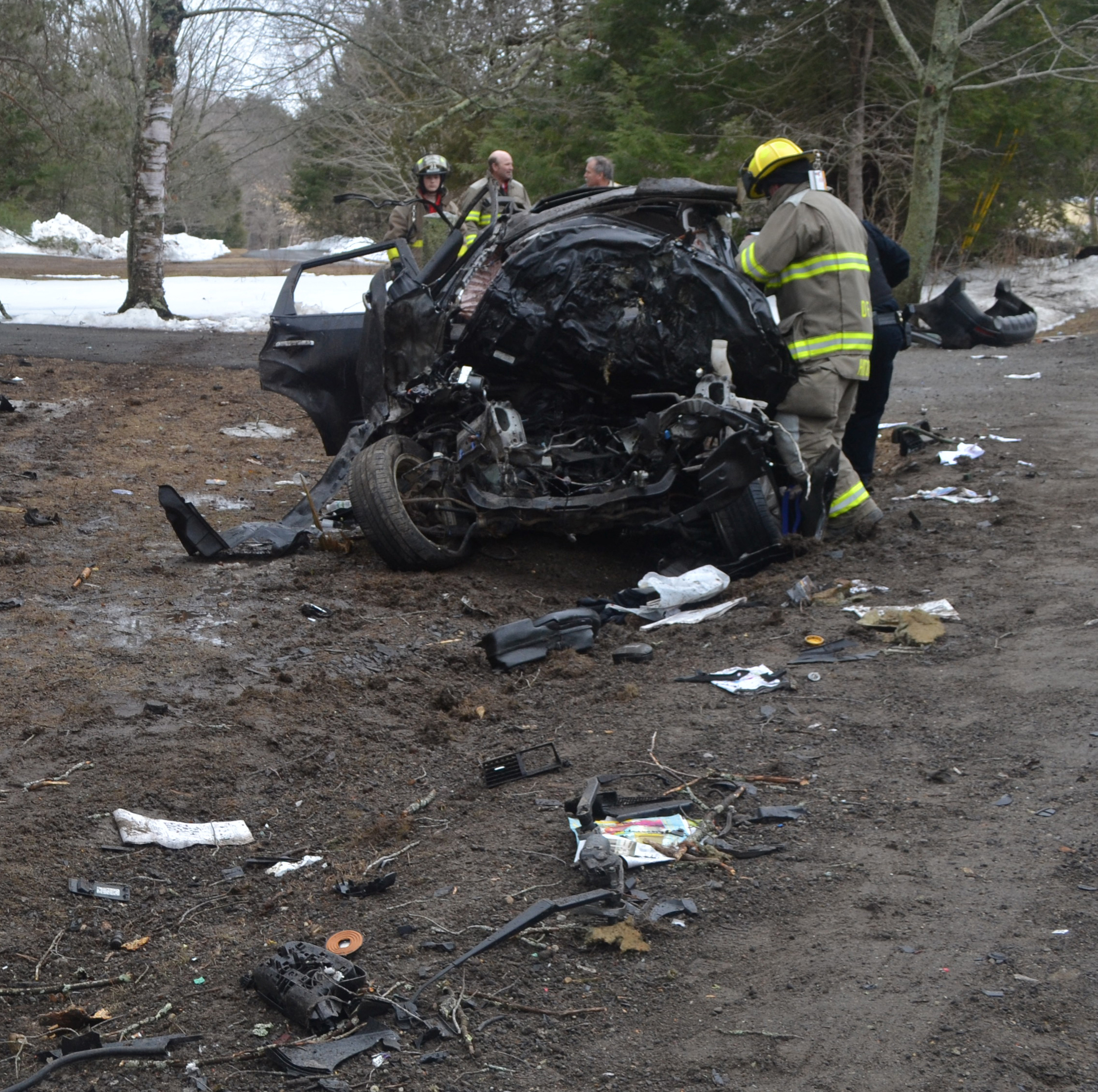 Driver Ejected, Seriously Injured in Damariscotta Accident - The ...