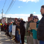 Twin Villages Rally Supports Constitutional Rights