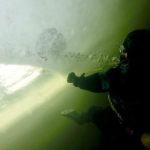 DMC Divers Explore Beneath Ice